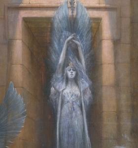 Богиня Исата, Великая Мать