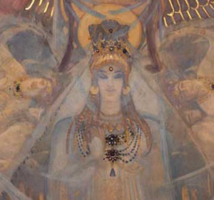 Богиня Таурра, Белая Госпожа