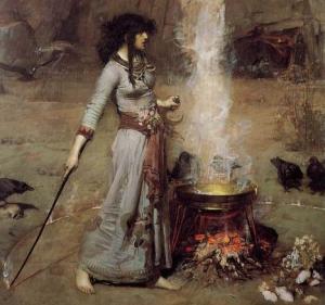 О магии и магах в фэнтези Всеволода Алферова