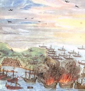 Флот Нагады