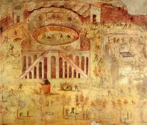 Амфитеатр в Табре