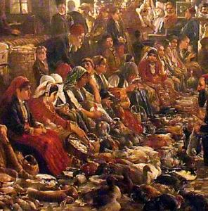 О деньгах и торговле в мире Анхар