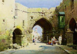 Улицы Табры